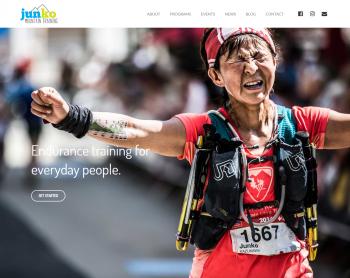 Junko Mountain Training website